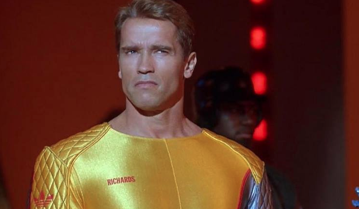 I'm Hosting a Charity Screening of The Running Man