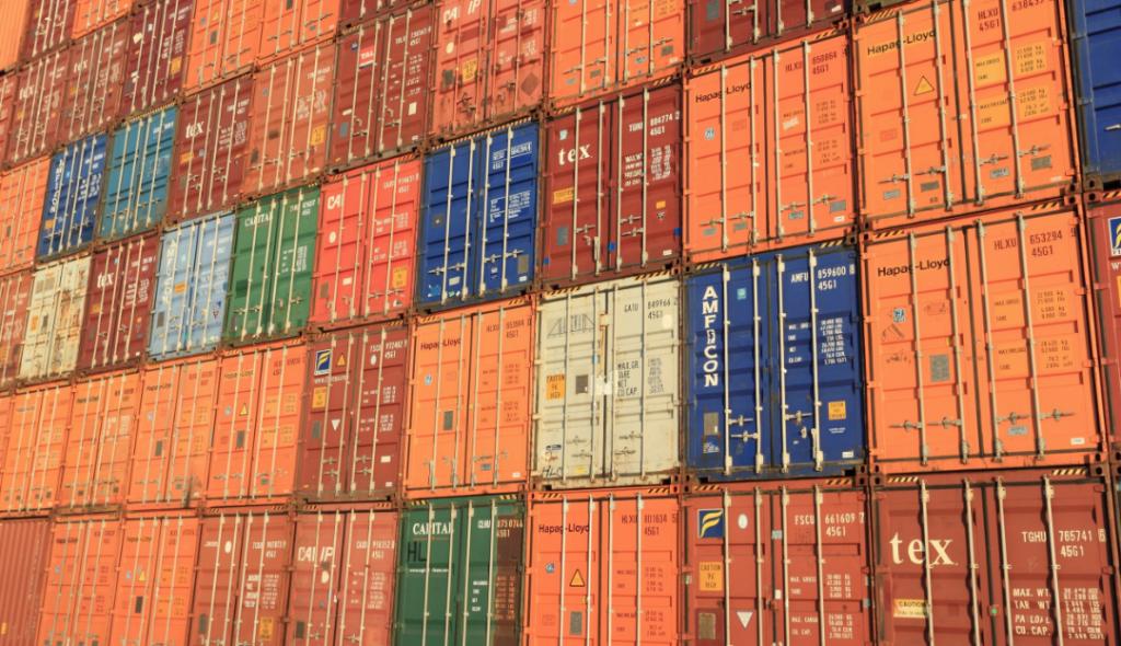 Ceramic Logistics become Plexus Freight